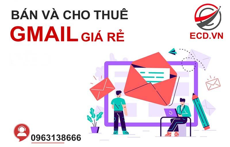 thuê gmail