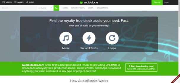 mua chung audioblocks